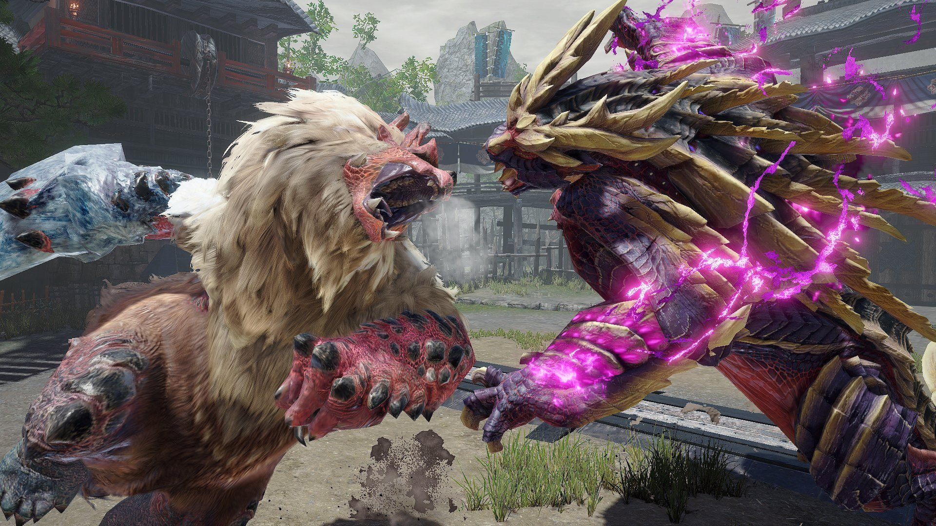 Monster Hunter Rise is running a new free event with cosmetic rewards screenshot