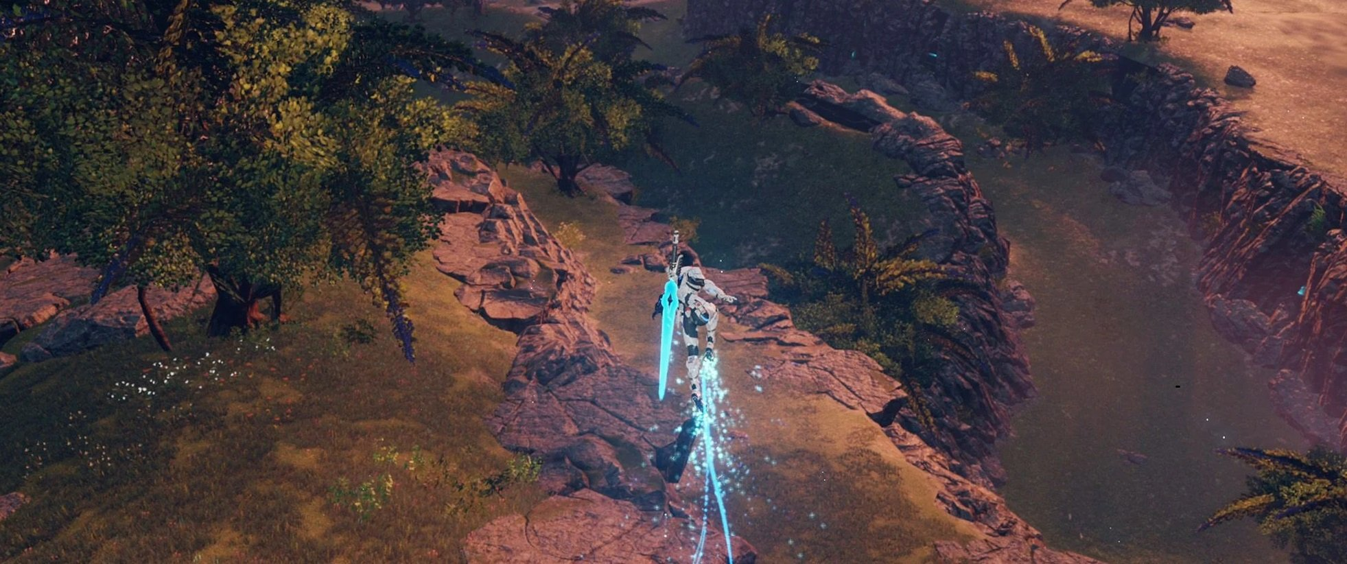 Phantasy Star Online 2: New Genesis has a lot of potential, based on the beta screenshot