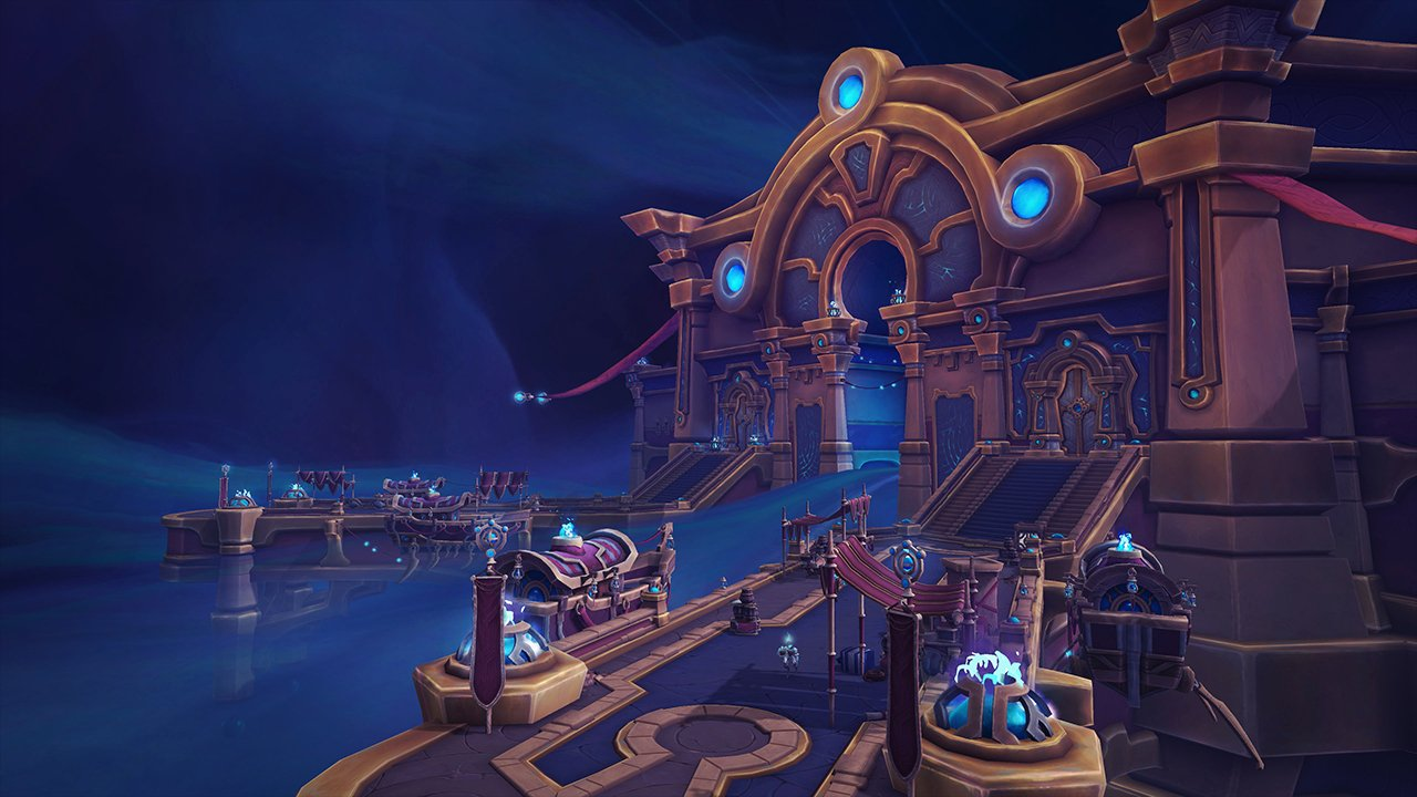World of Warcraft previews its new eight-boss Mythic mega-dungeon, and oh my God we're ready for new content screenshot