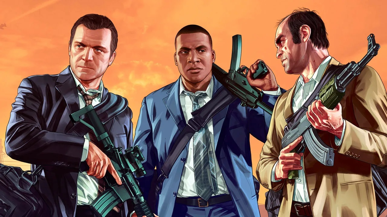 Grand Theft Auto V launches on PS5 and Xbox Series X November 11 screenshot