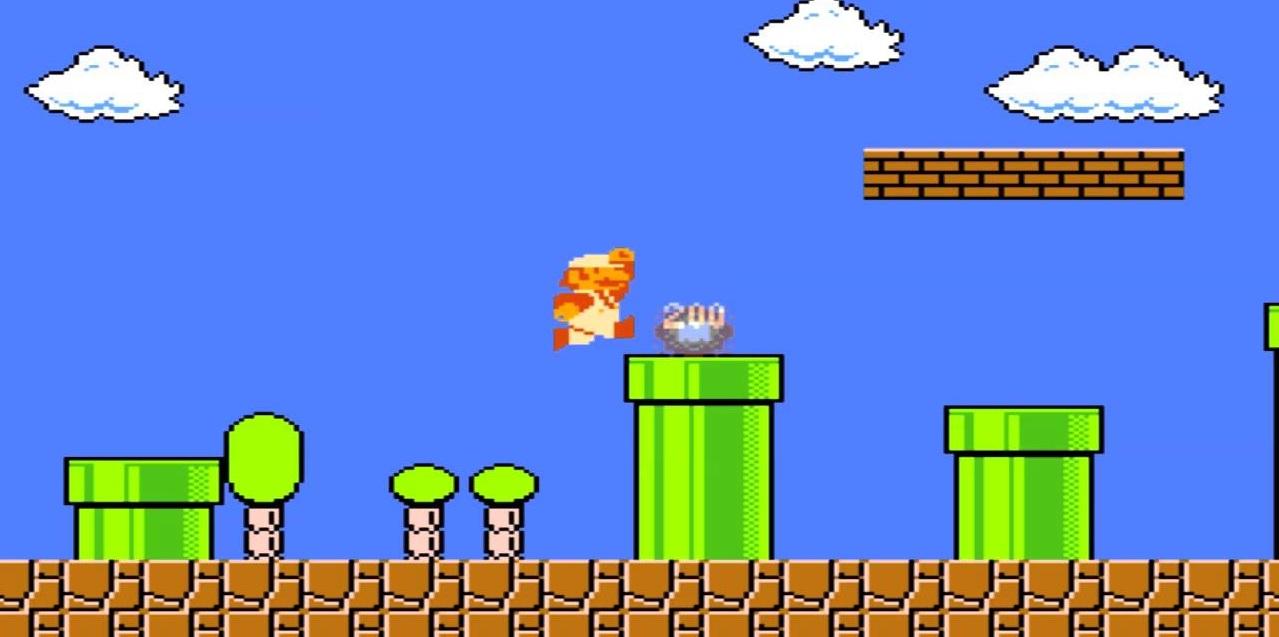 Super Mario Bros. 'warp pipe' pot plants anger UK residents screenshot