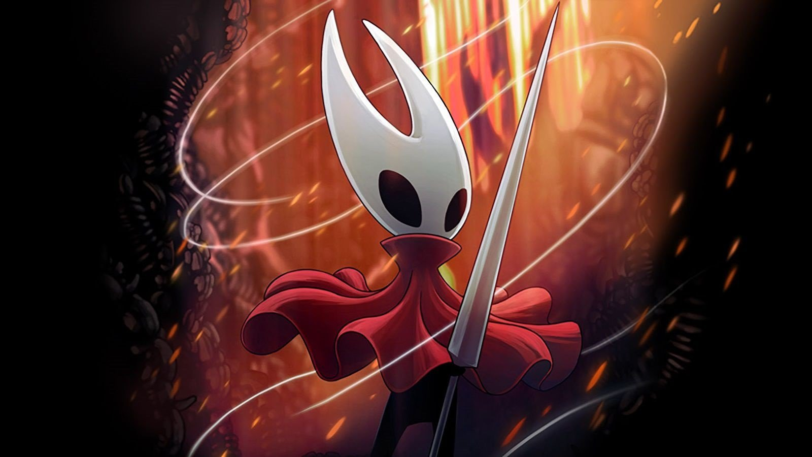It doesn't look like we're getting any Hollow Knight: Silksong news at E3 screenshot