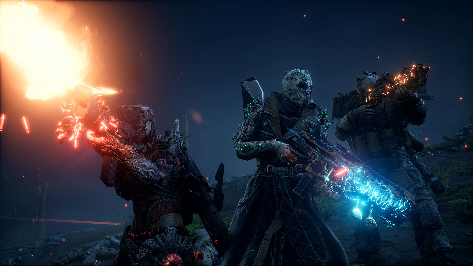 Outriders boasts 3.5 million unique players since launch screenshot
