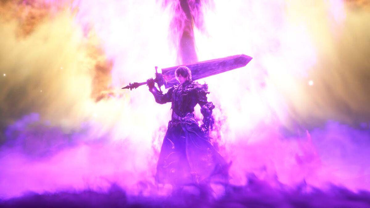 Final Fantasy XIV players gather to pay tribute to Berserk creator screenshot
