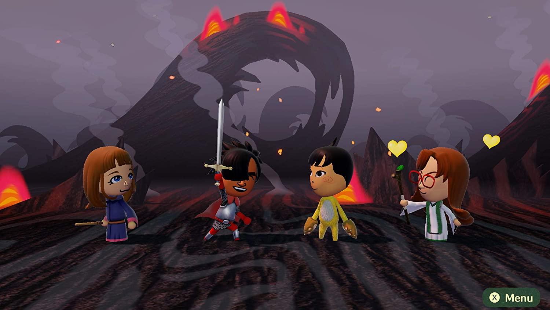 Nintendo Download: Miitopia screenshot