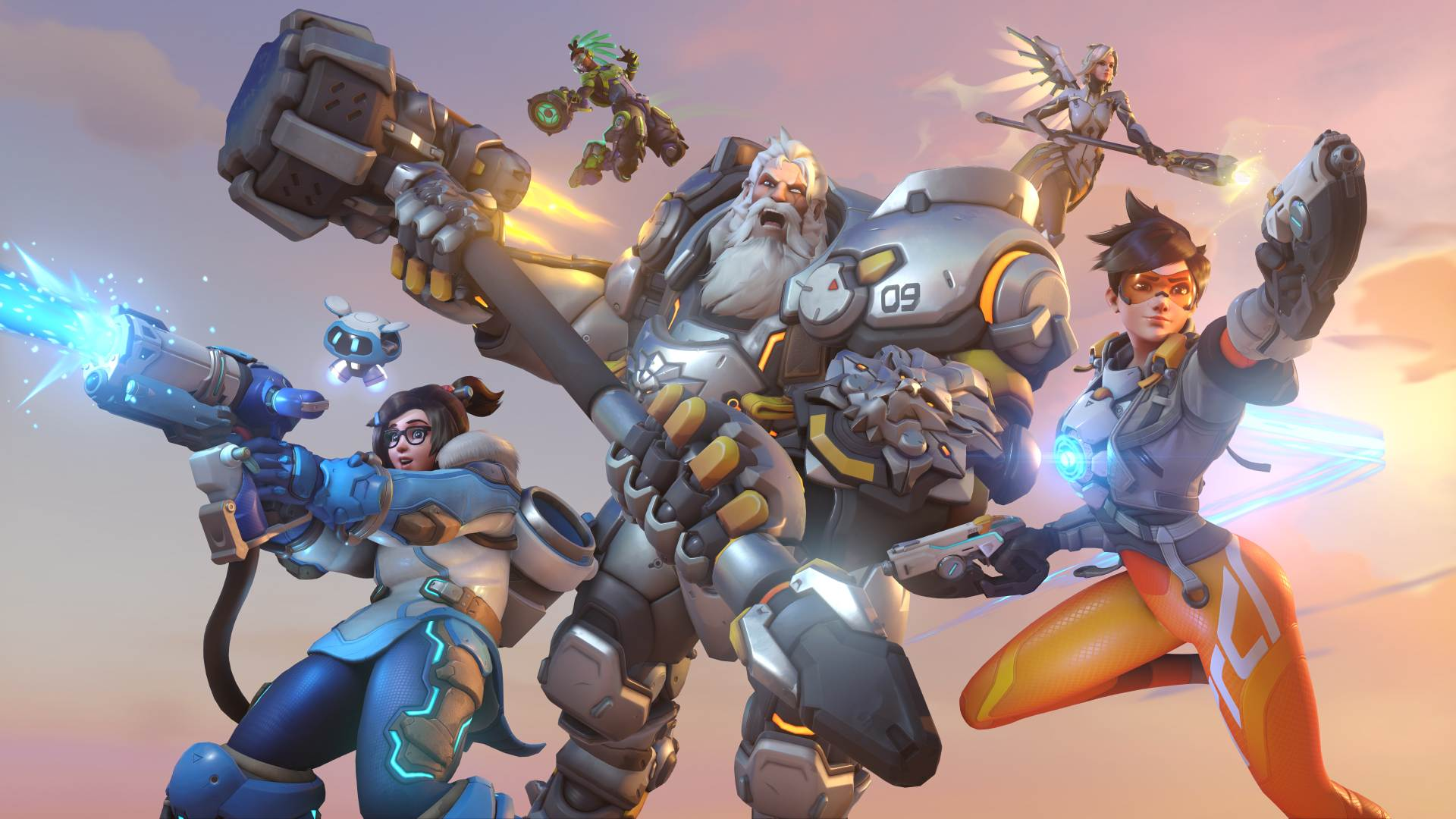 Overwatch 2 will move to five-on-five for PvP screenshot