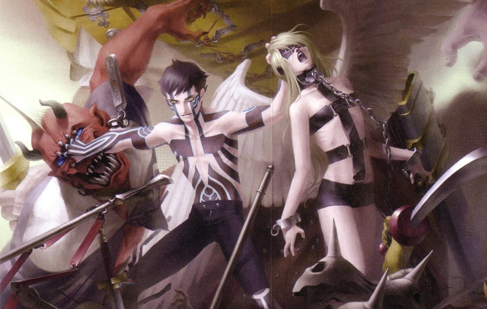Fairy quick tips for Shin Megami Tensei III Nocturne HD screenshot