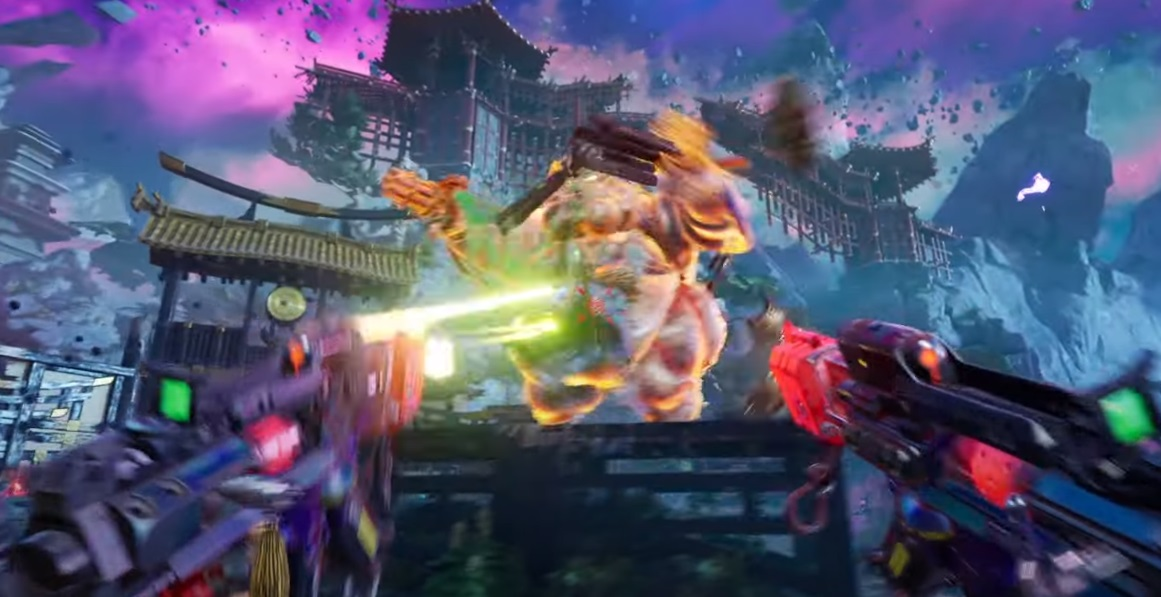 Shadow Warrior 3's newest trailer is all about the firepower screenshot