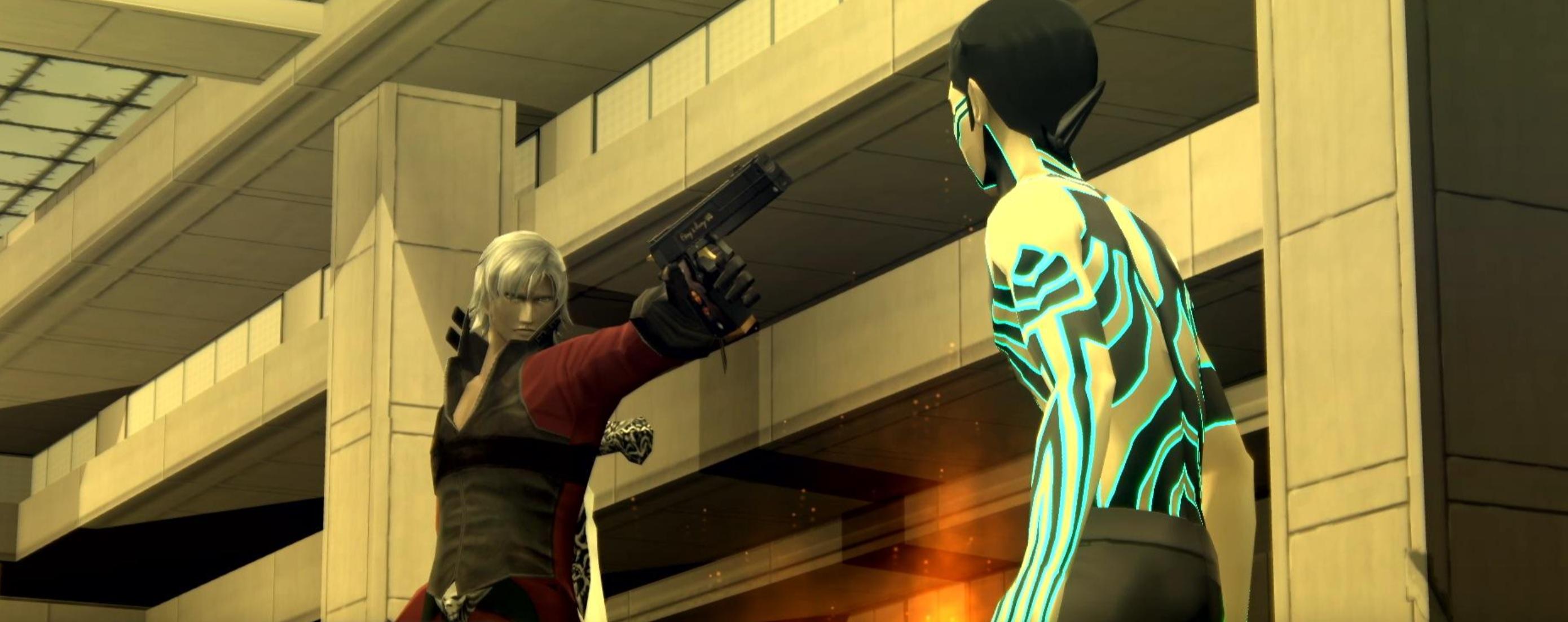 Shin Megami Tensei III HD director: 'Dante was part of our original project proposal' screenshot