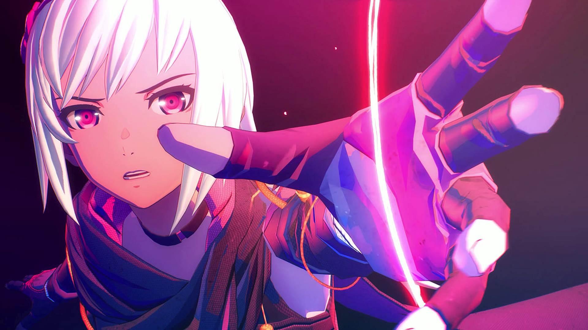 PSA: Scarlet Nexus' demo is live on Xbox today screenshot