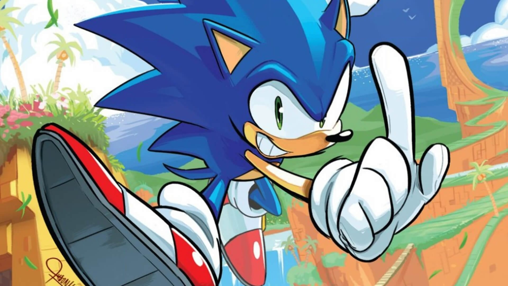 Sonic the Hedgehog Collection pops up on French retail website screenshot