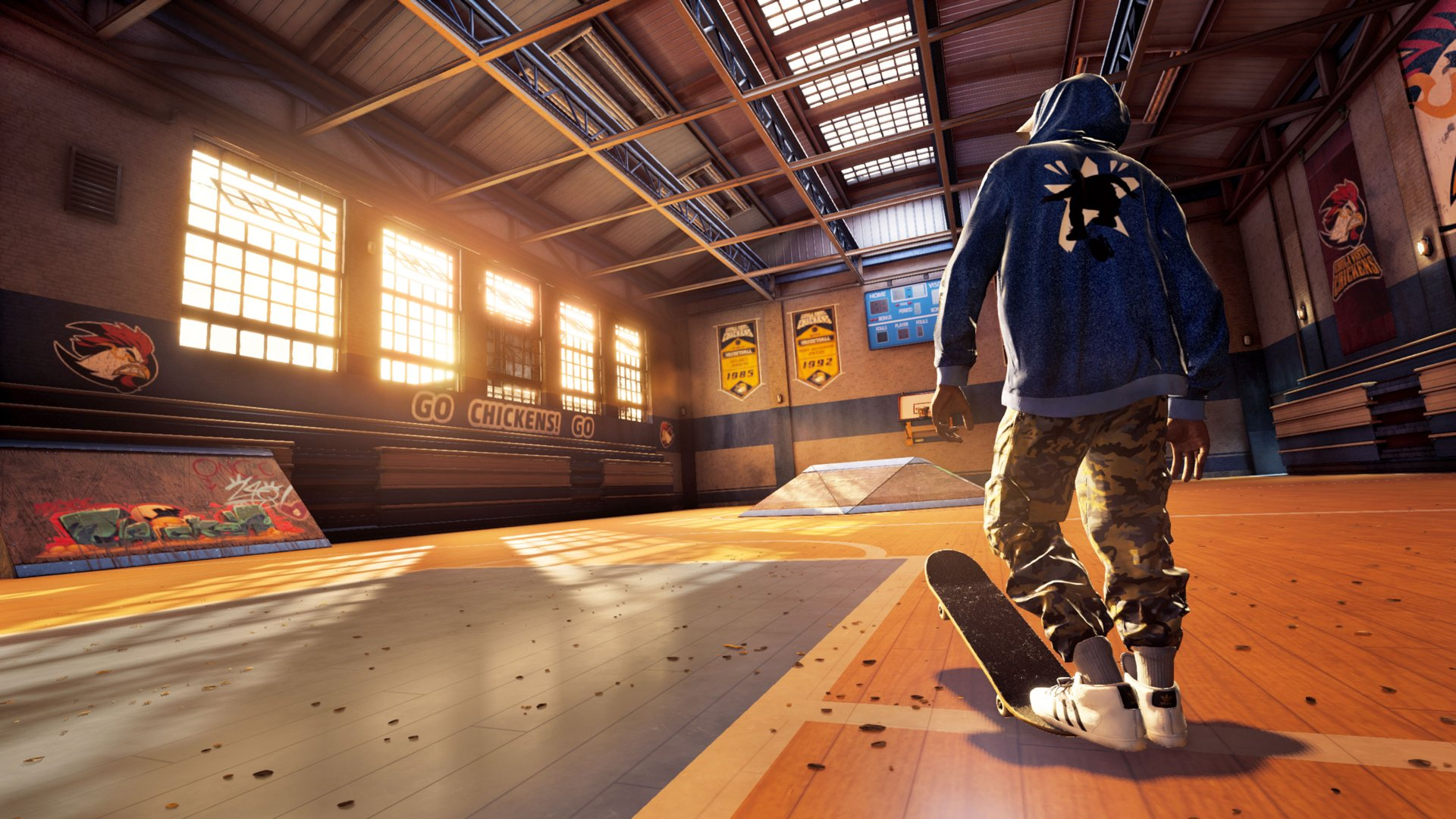 Jess Margera hints that there might be another Tony Hawk's Pro Skater in the works screenshot