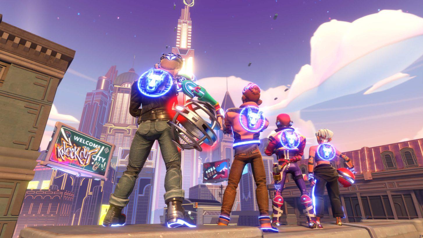 Review: Knockout City screenshot