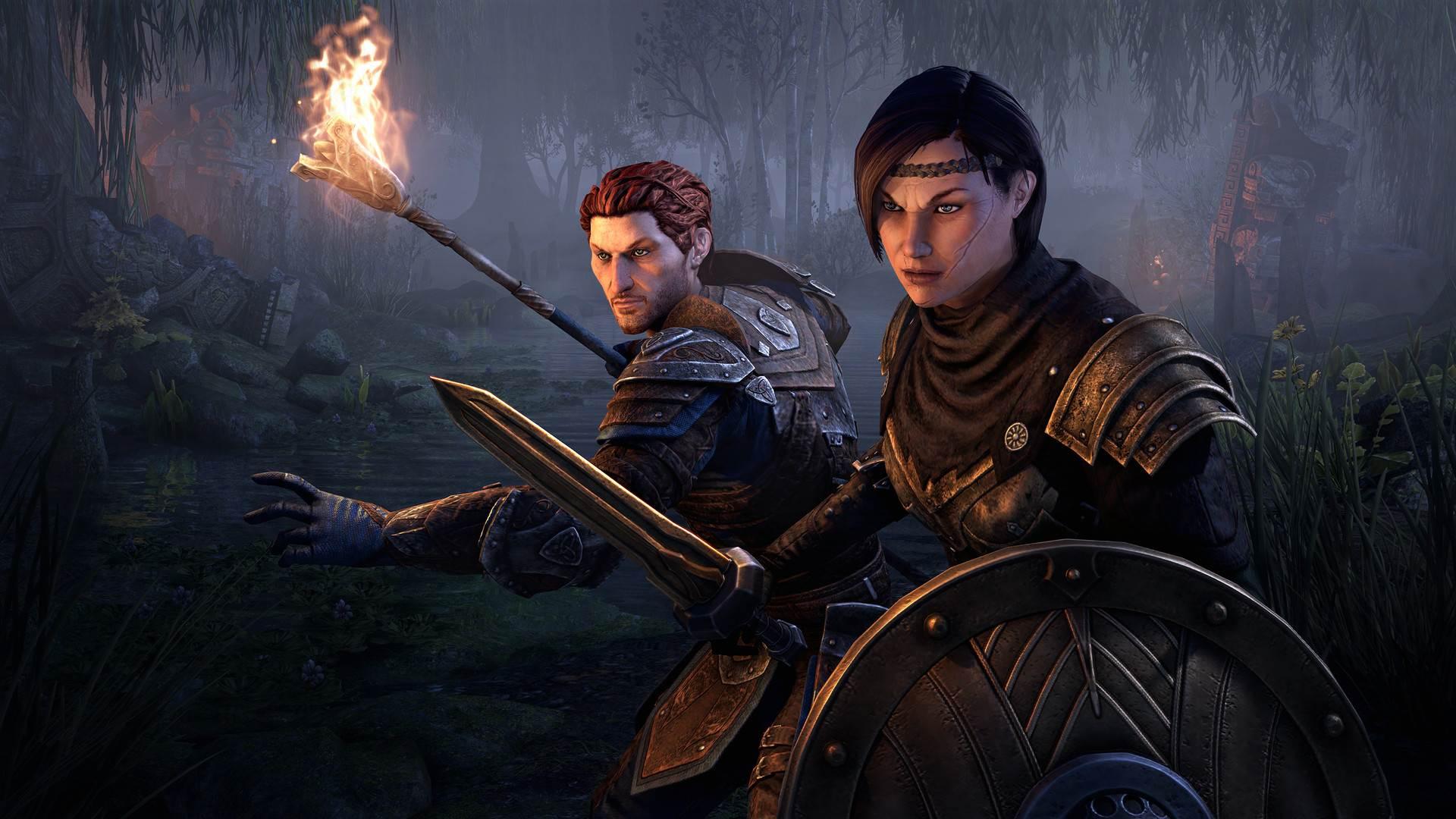 The Elder Scrolls Online's next-gen update has been pushed back a week screenshot