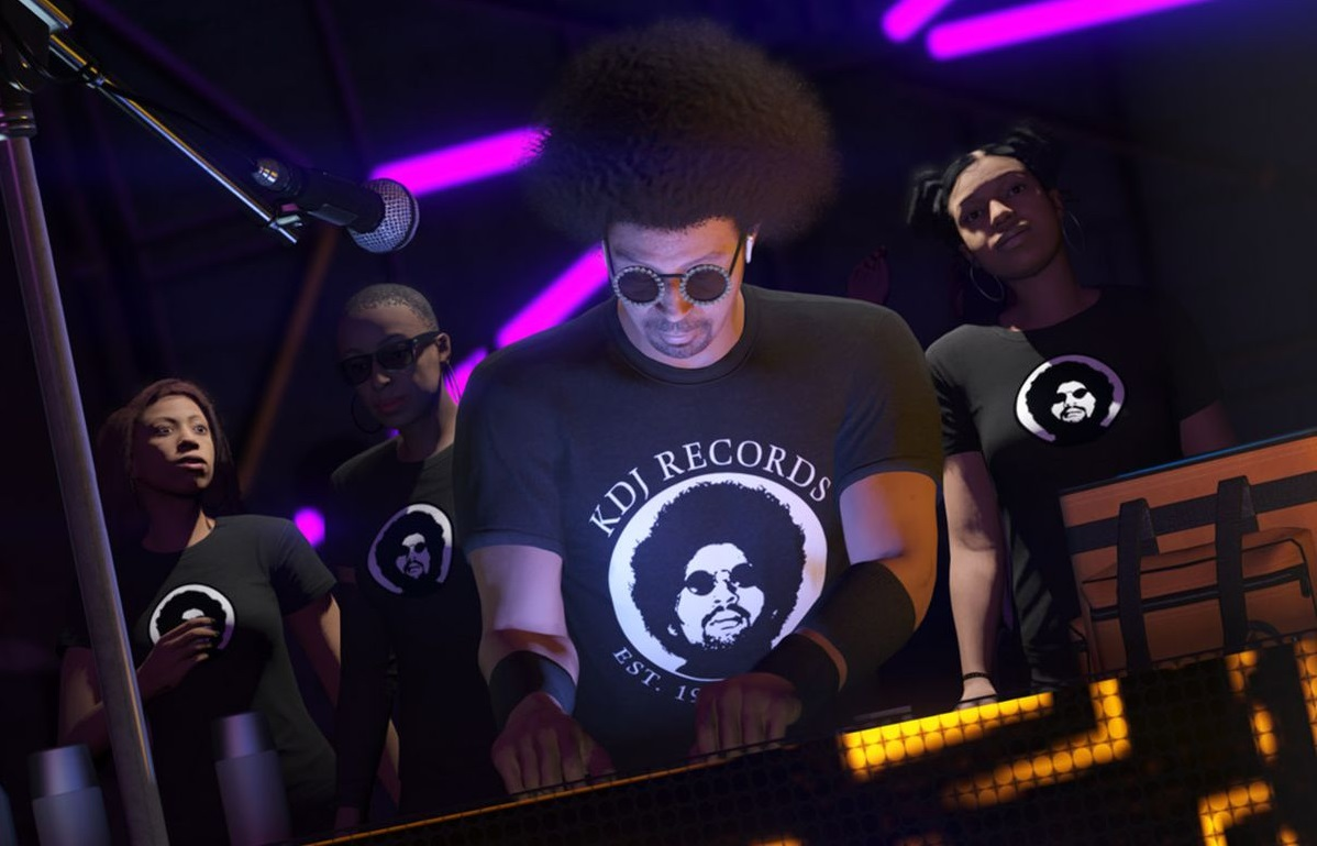 Rockstar Games partners with CircoLoco to launch new record label screenshot