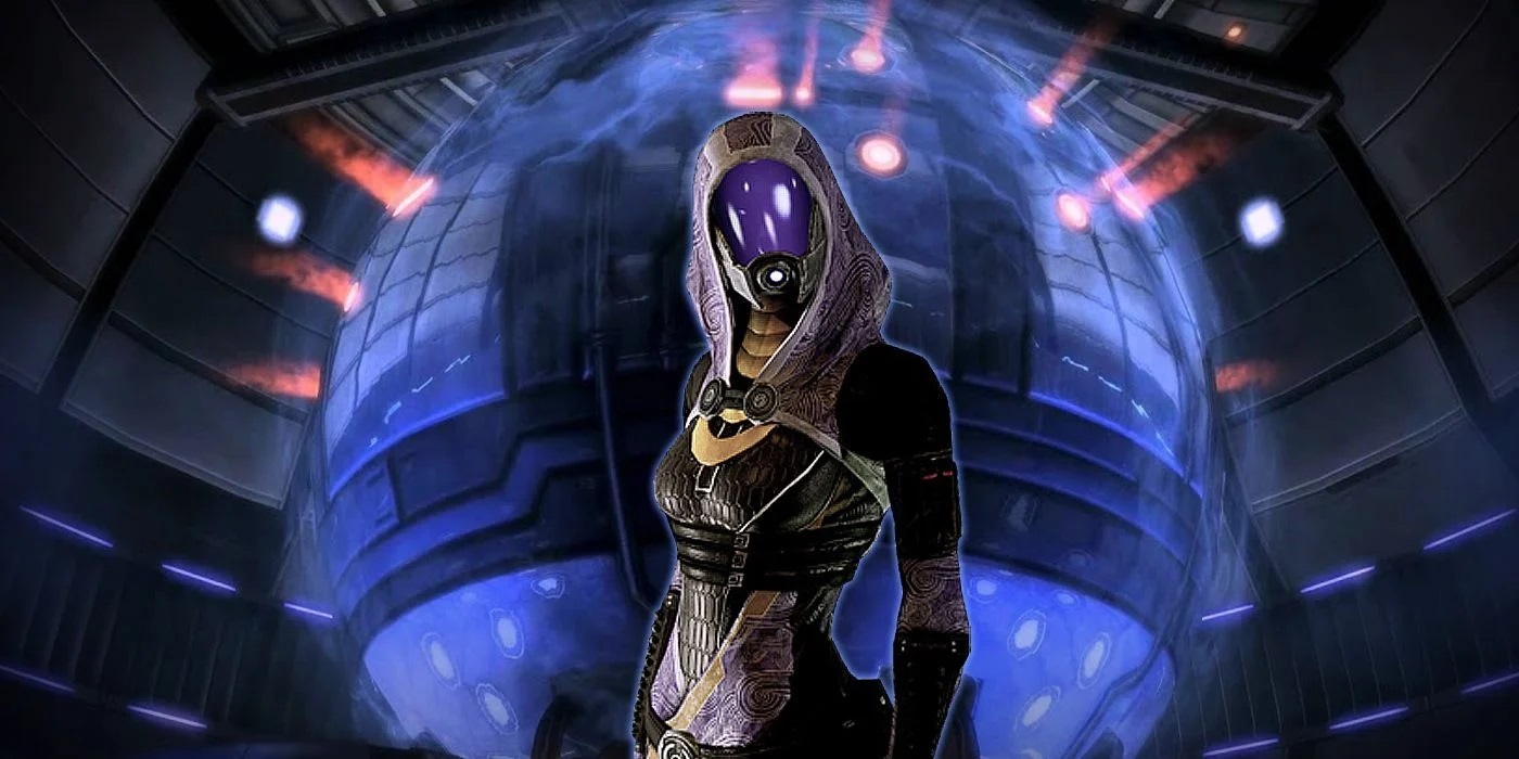 According to Steam stats, Tali is the most popular Mass Effect party member yet again screenshot