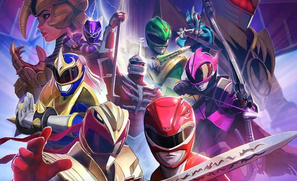 Power Rangers: Battle for the Grid - Super Edition includes the Street Fighter pack screenshot