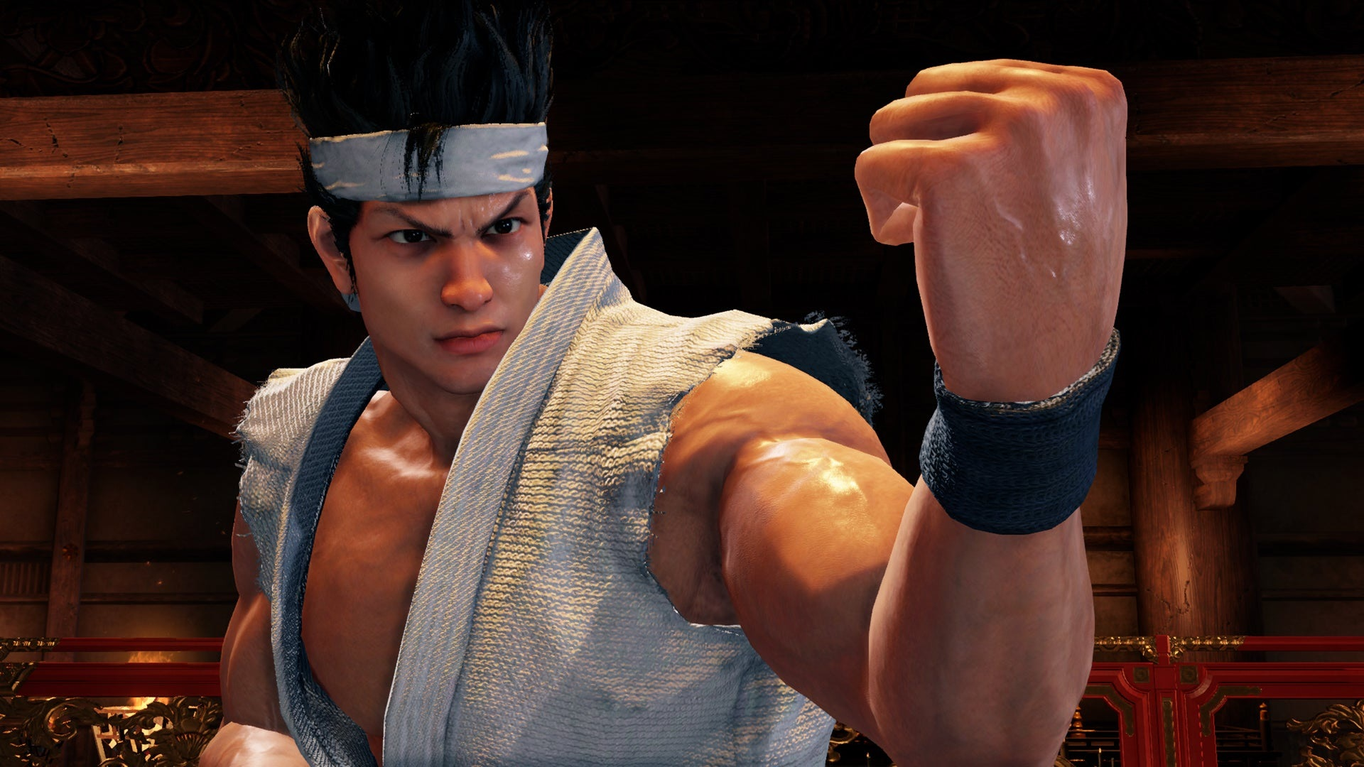 Virtua Fighter 5 Ultimate Showdown launches June 1, exclusively on PS4 screenshot