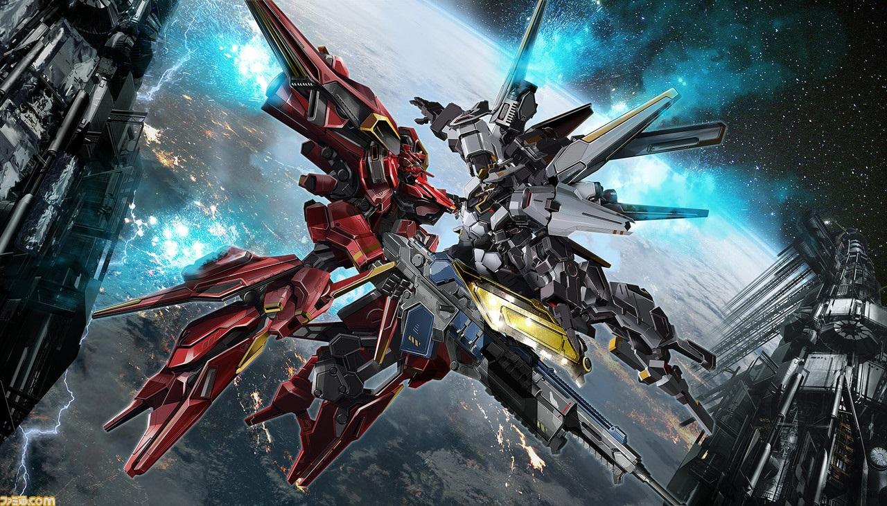 Relayer is an epic mech battler coming to PlayStation from Kadokawa Games screenshot