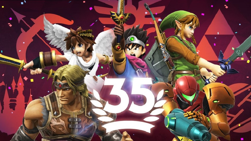 The next Super Smash Bros. Ultimate event is celebrating all of the anniversaries Nintendo has ignored screenshot