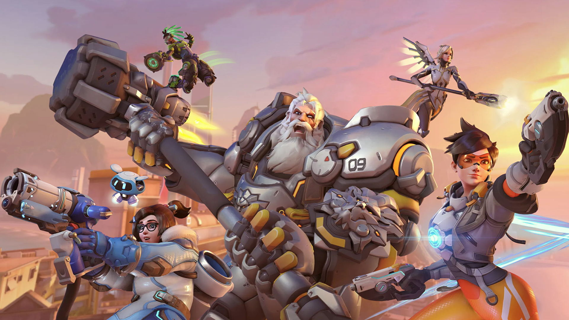 Overwatch 2 will 'almost certainly' get a beta, Switch version will have 'compromises' screenshot