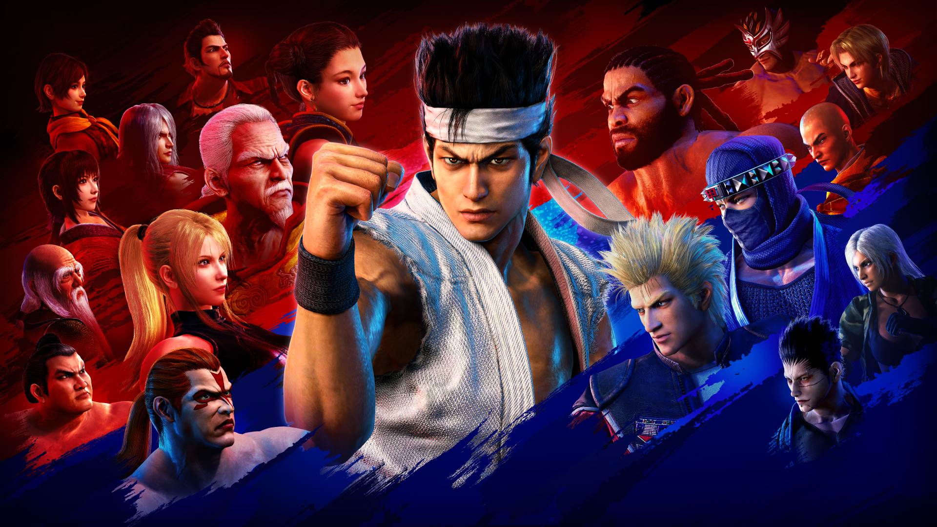 June's PlayStation Plus games include spies, squadrons, and Virtua Fighter screenshot