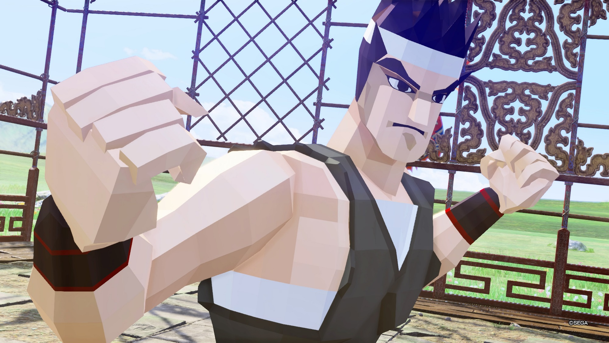 Virtua Fighter 5: Ultimate Showdown DLC takes the roster back to the blocks screenshot