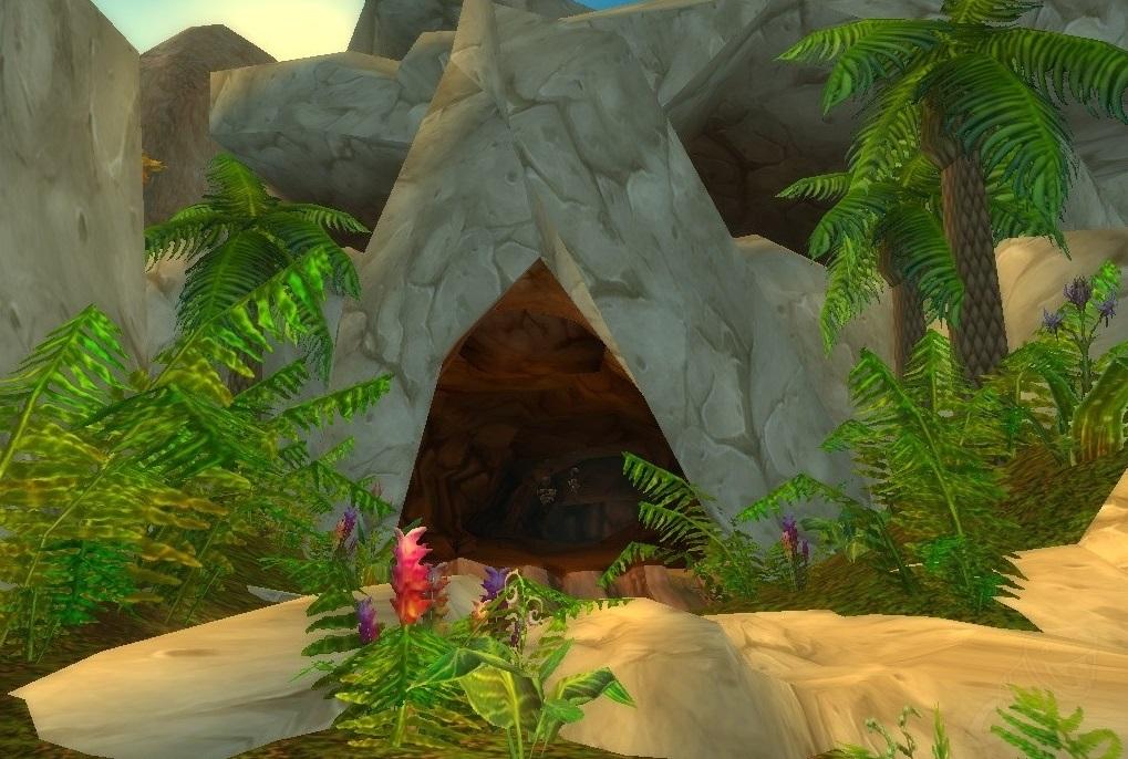 Hearthstone's next card set is Wailing Caverns screenshot