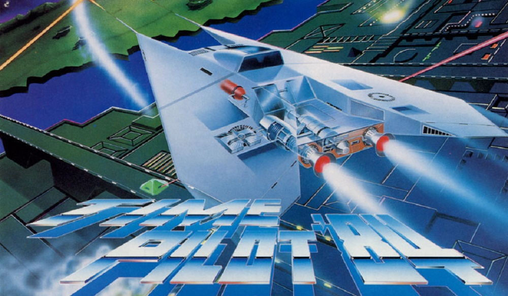 Konami's Time Pilot '84 is this week's Arcade Archives release screenshot