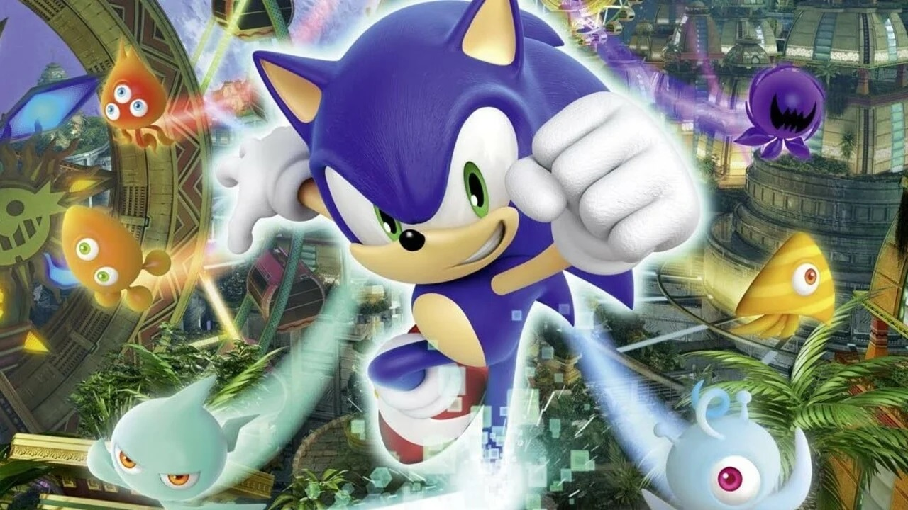 Sonic Colors is making a triumphant return on modern systems screenshot