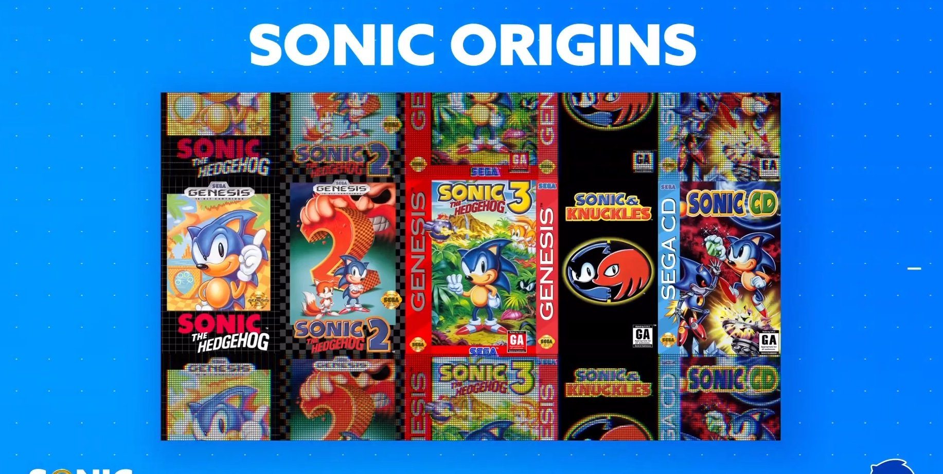 Sonic Origins is another compilation coming to new systems screenshot