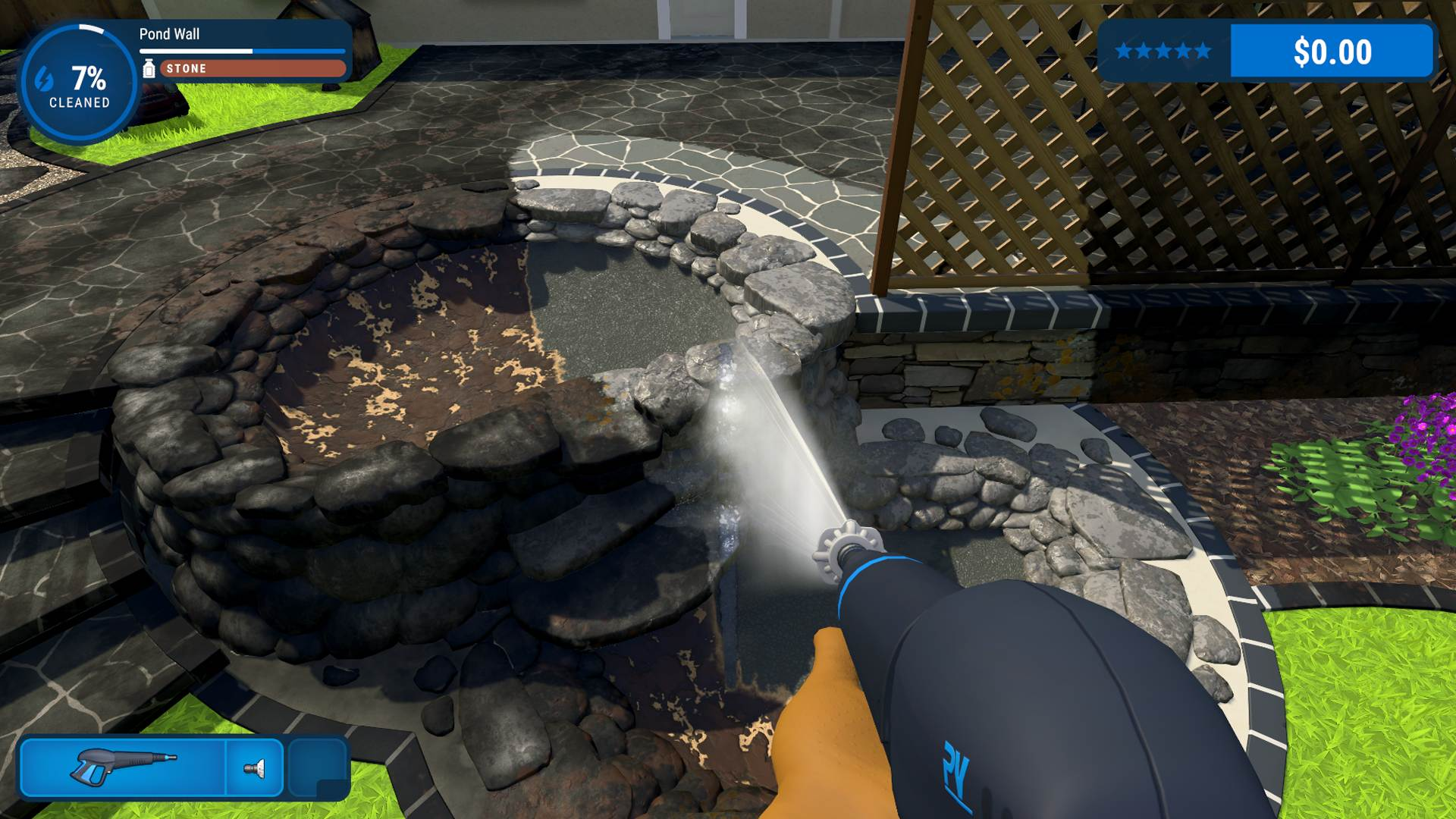 PowerWash Simulator snags a publishing deal with Square Enix Collective screenshot