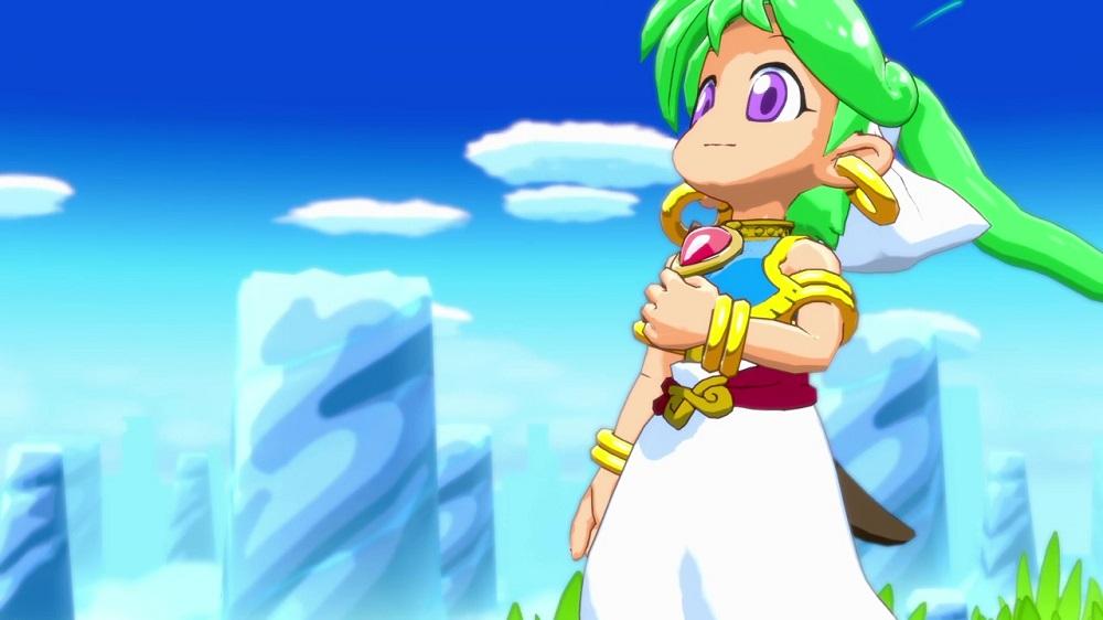 Review: Wonder Boy: Asha in Monster World screenshot