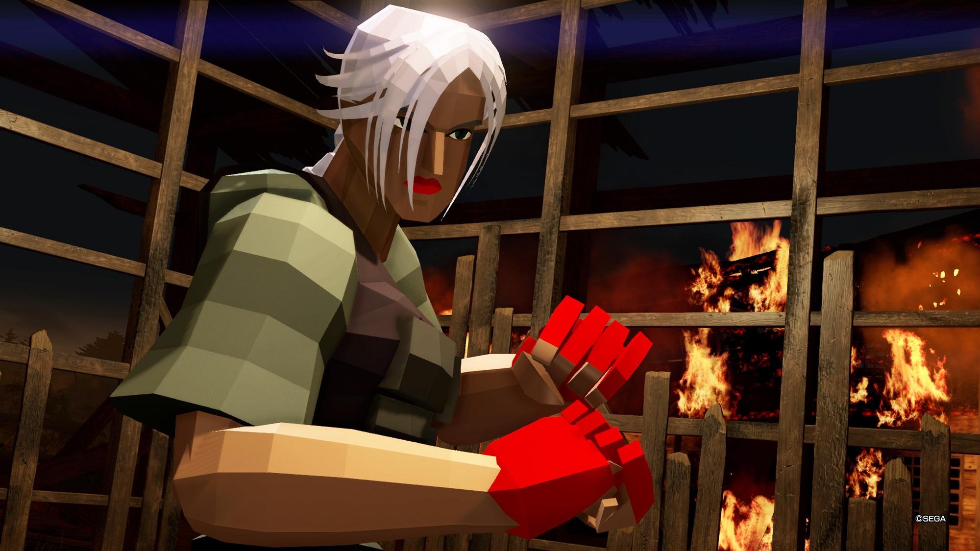 Virtua Fighter 5: Ultimate Showdown's netcode is reportedly based on Final Showdown's screenshot