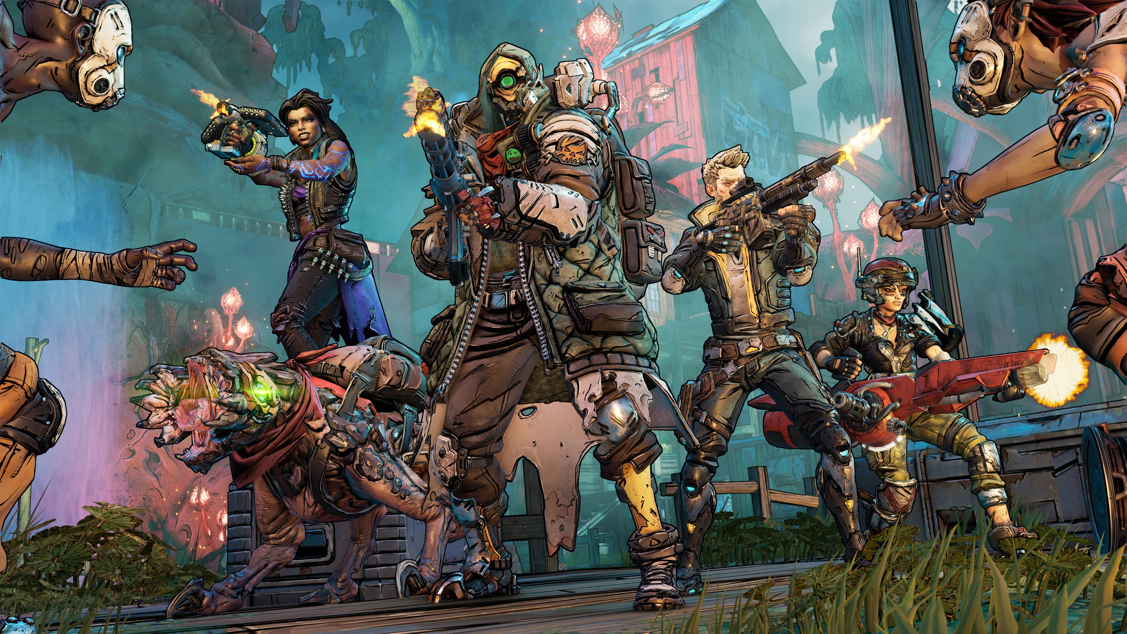 Gearbox says it was 'required' to remove Borderlands 3 cross-play for PlayStation consoles screenshot