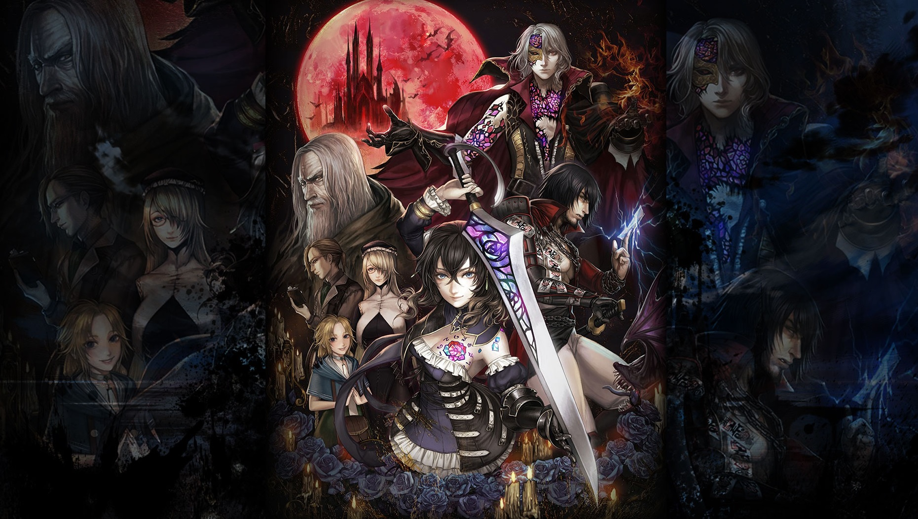 New Bloodstained: Ritual of the Night game referenced in financial report screenshot