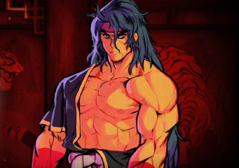 Shiva joins the playable roster of Streets of Rage 4: Mr X. Nightmare screenshot