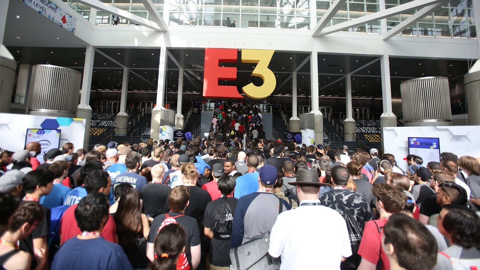 E3 can never die - not really screenshot