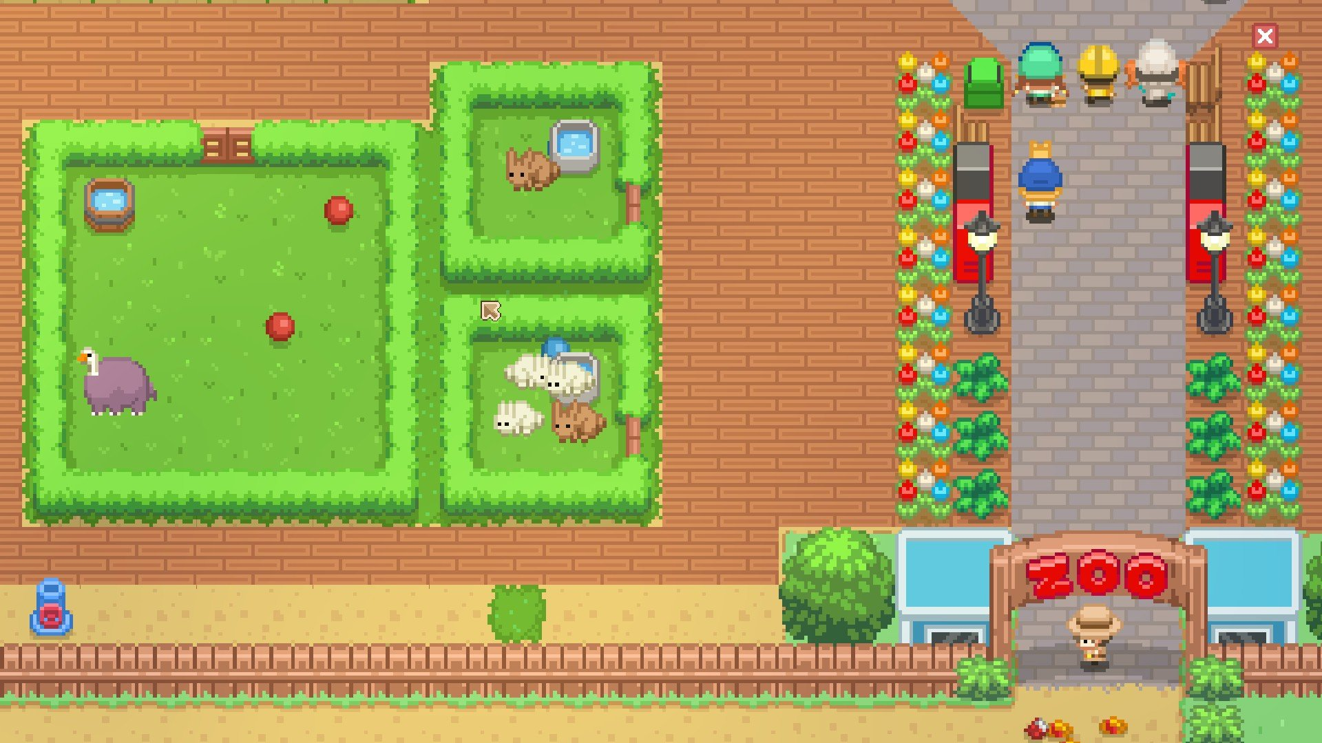 Let's Build a Zoo lets you gene-splice your way to a perfect park screenshot