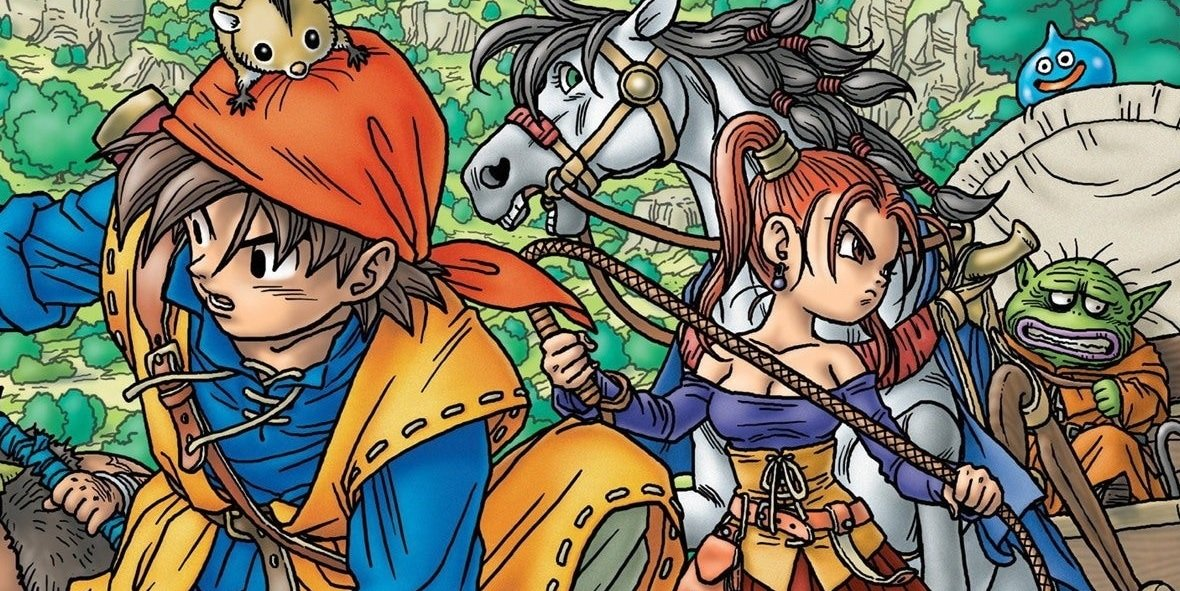 Dragon Quest at 35: What are your memories of this legendary series? screenshot