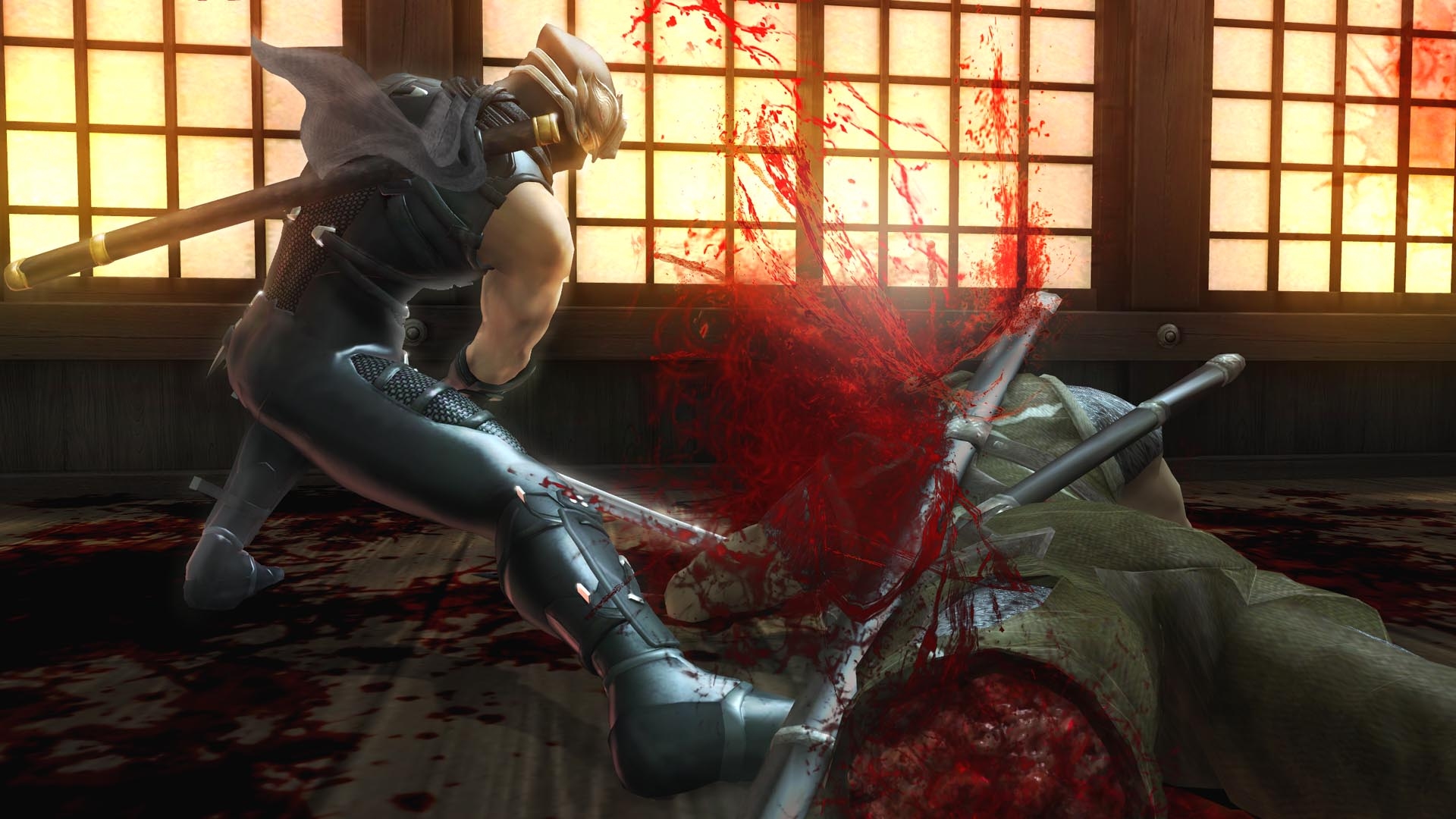 Blood Spray Anime With The Epic Blood Spray