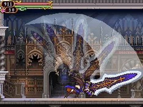 Castlevania: Order of Ecclesia review