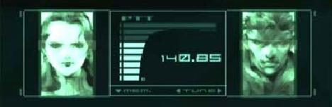 Metal Gear Solid codec
