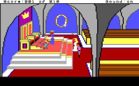 King's Quest III ending
