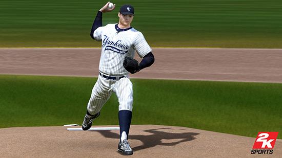 Ian Kennedy on the Scranton/Wilkes-Barre Yankees
