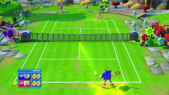 sega superstars tennis wii