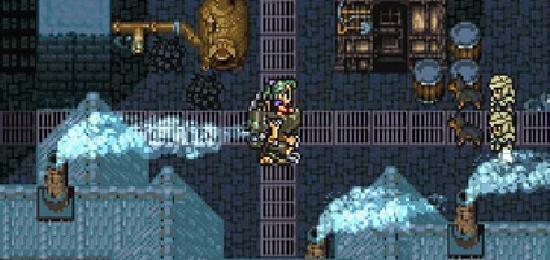 Final Fantasy VI Terra opening