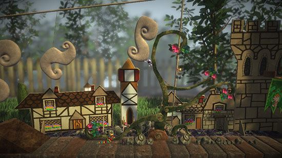 LittleBigPlanet screenshot