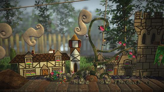 LittleBigPlanet screenshot