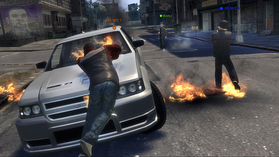 GTA IV screenshot 2